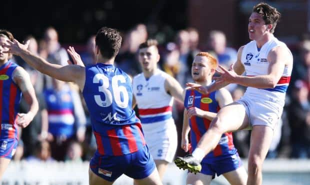 Bailey Williams (22 possessions and one goal) and Clay Smith (19 and seven tackles) did their best, but it was not enough for Footscray.