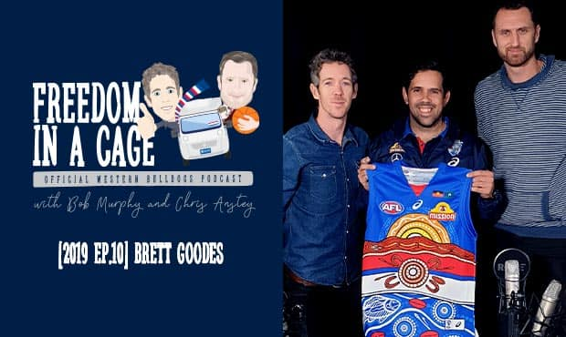 PODCAST | Freedom in a Cage: Brett Goodes