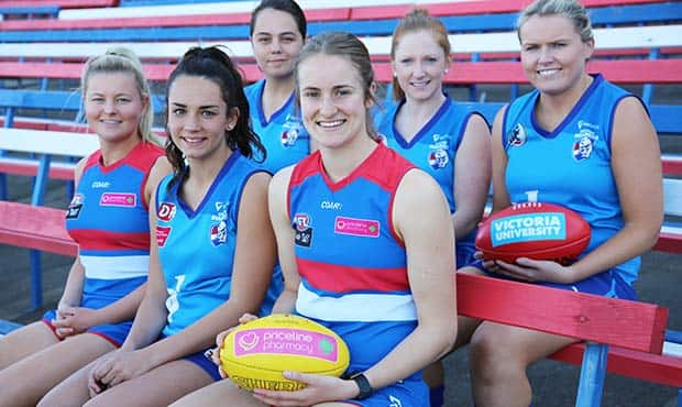 Western Bulldogs will join the VFL Women's competition from 2018.