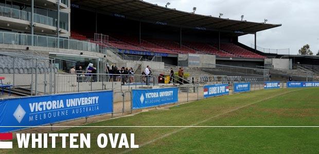 Victoria University | Whitten Oval
