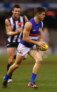 AFL 2013 Rd 12 - Collingwood v Western Bulldogs