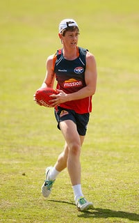 AFL 2013 Training - Western Bulldogs 271113