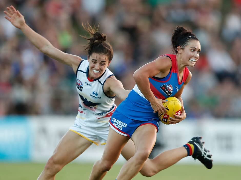 Aflw Round 3 Match Information Adelaide Crows V Western Bulldogs