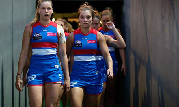The 2018 NAB AFLW Fixture has been revealed, with the Bulldogs to open their season at home. - Western Bulldogs,Fixture,AFLW