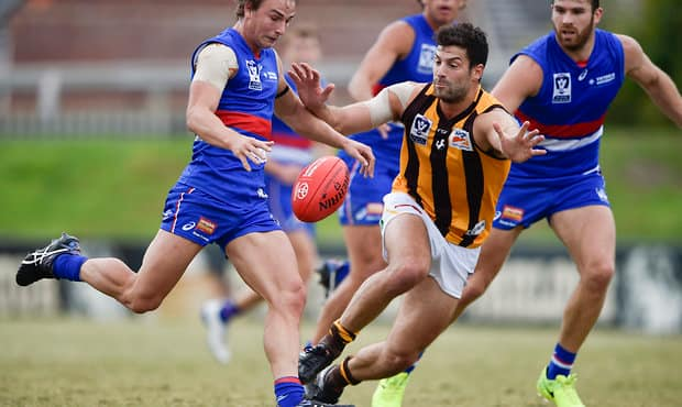 Western Bulldogs - 2013 - NS