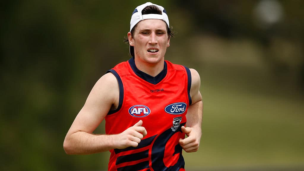 Charlie Constable is yet to make his AFL debut - AFL,Geelong Cats,Charlie Constable