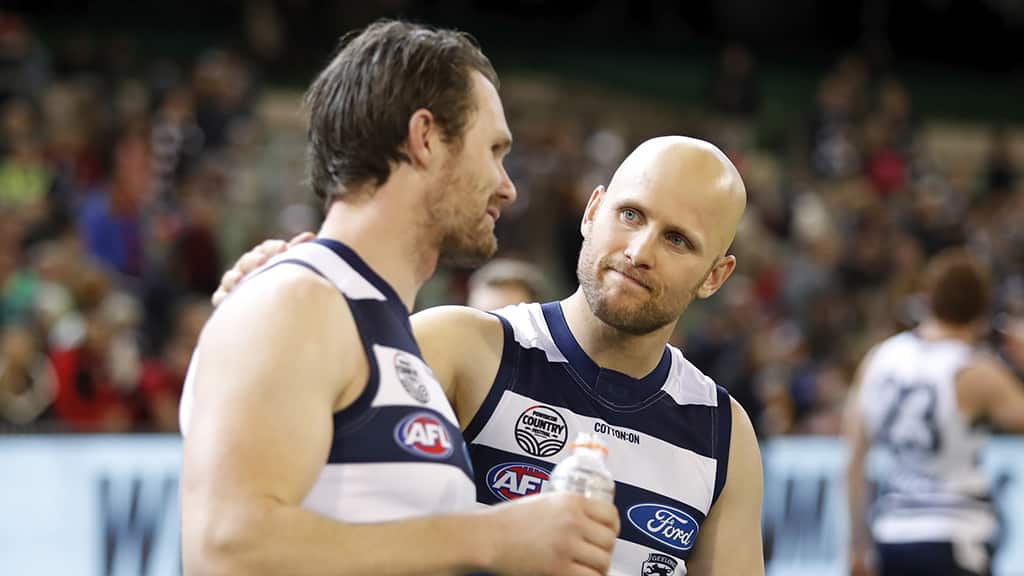 Danger faces fitness test, Cats 'considering options' over Ablett