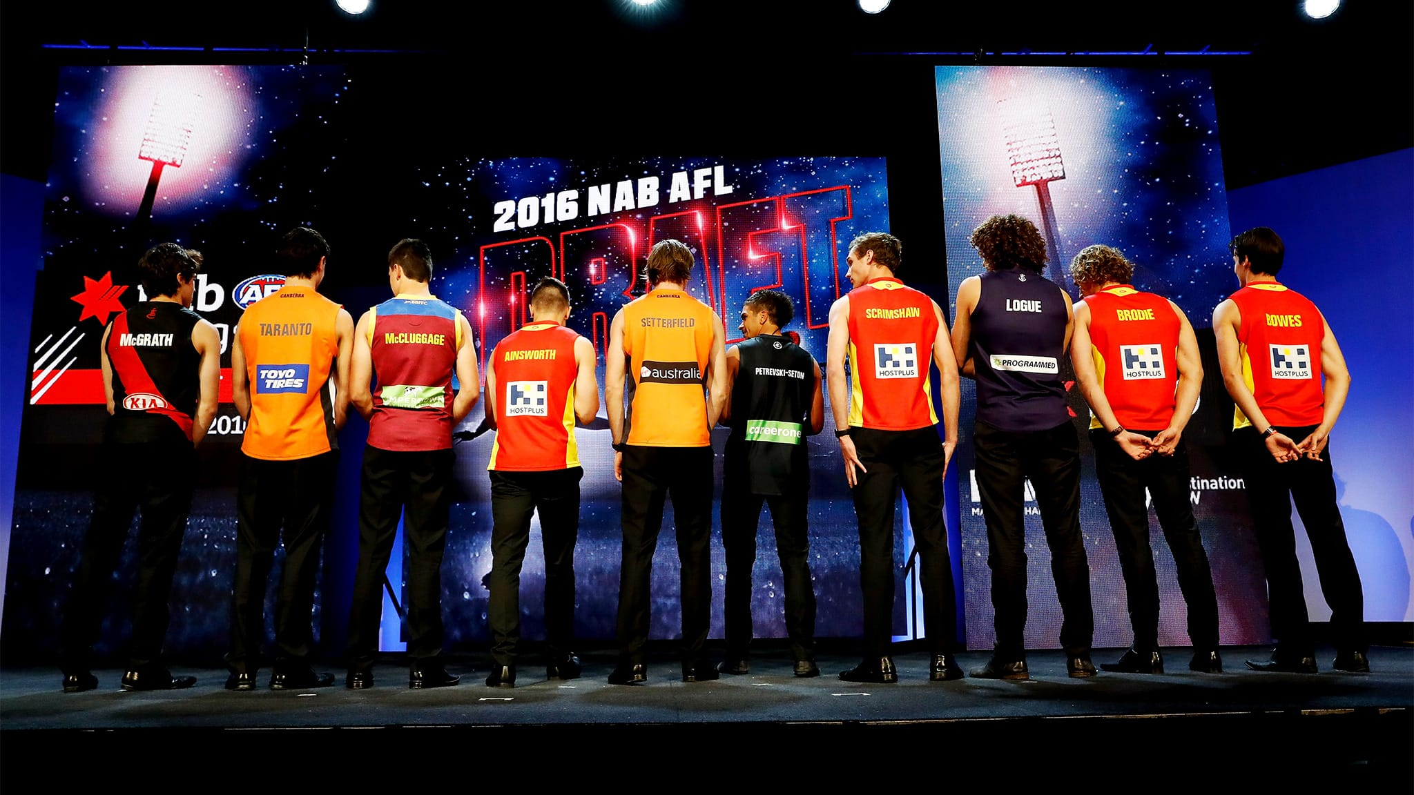 Final draft order: Check out all of your club's picks