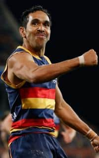 Eddie Betts never fails to please at Adelaide Oval