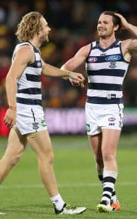 Cameron Guthrie was great in Dangerfield's big game