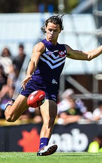 Lachie Weller is one young Docker hoping to cement his spot this season - ${keywords}