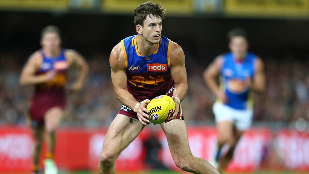 Jarryd Lyons was the round's top scorer with 158 points. Picture: AFL Photos - AFL,Tag-Fantasy,Fantasy