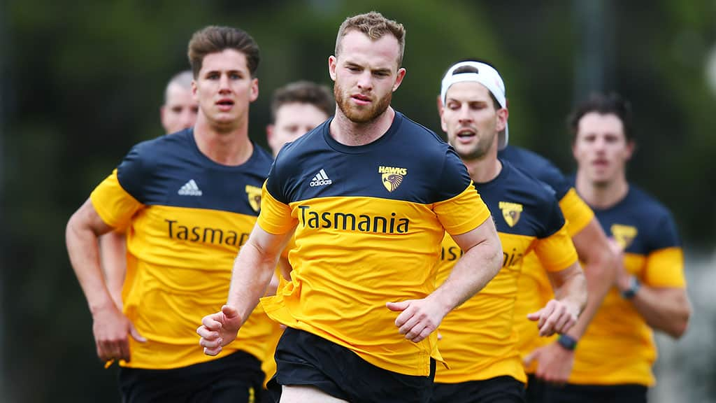 Tom Mitchell is likely to miss the 2019 season - AFL,Fantasy,Hawthorn Hawks,Tom Mitchell