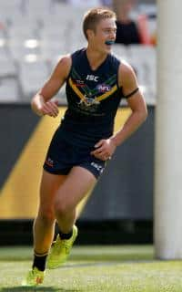 Josh Schache in action for the AIS-AFL Academy - ${keywords}