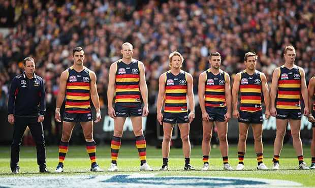 Tigers, Crows won't believe the hype ahead of grand final