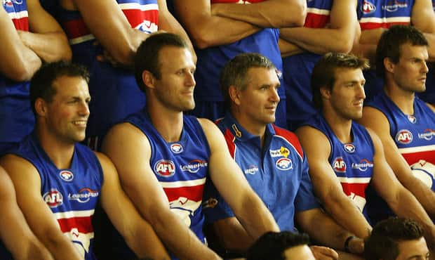 Which of the following Bulldog greats was born in November? (Photo: AFL Media) - Western Bulldogs