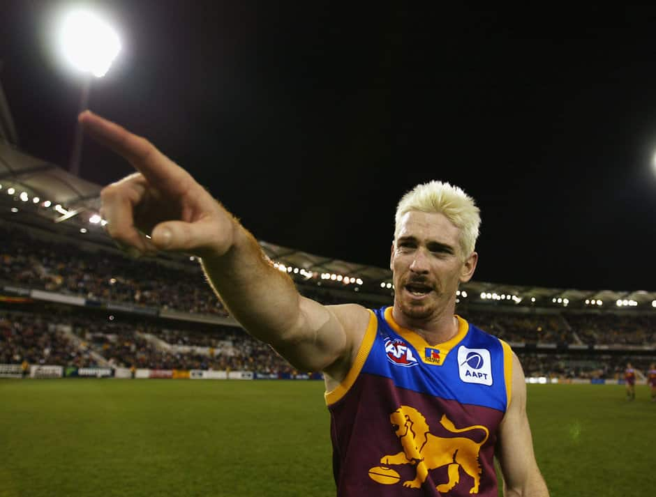Jason Akermanis still owns a number of season records - AFL,Stats