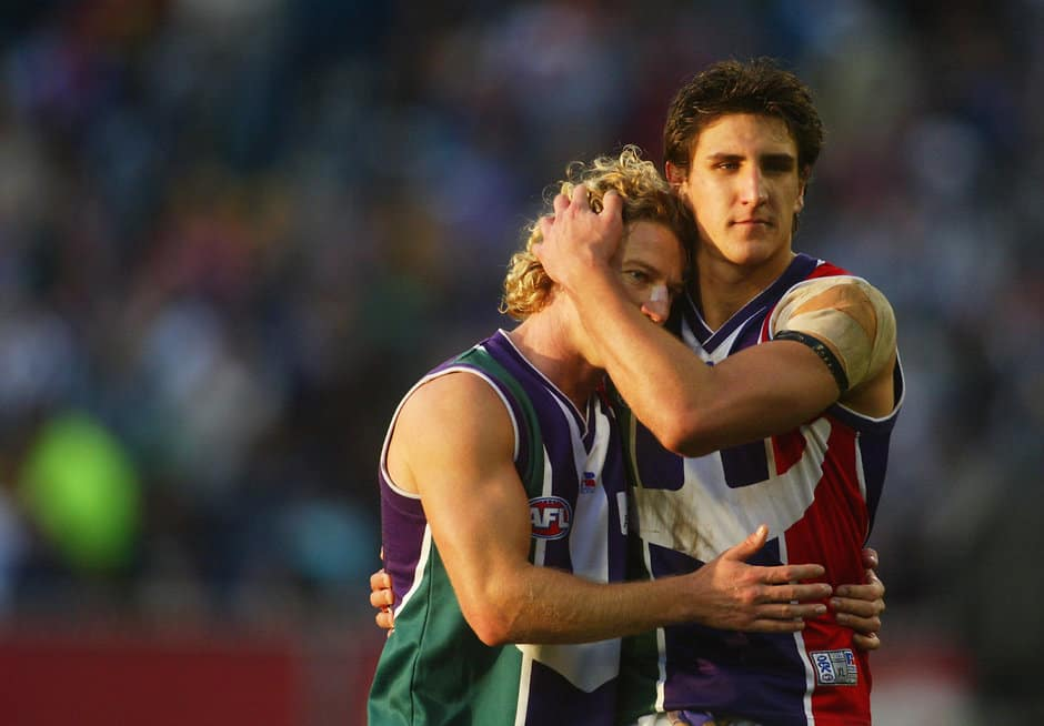Freo are set to honour the club's greatest players at the Fremantle Dockers Gala Ball. - Fremantle,Fremantle Dockers