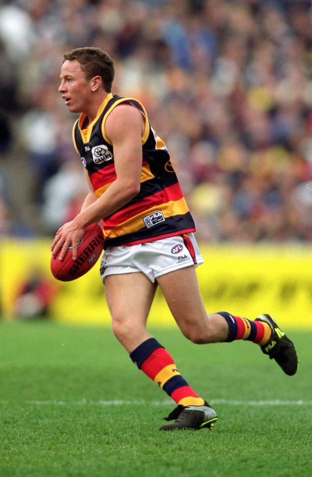 Former Crow James Gallagher is set to be the Saints' new list manager - AFL,St Kilda Saints