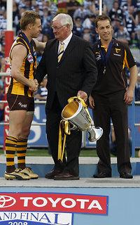 AFL 2008 Toyota Grand Final - Geelong v Hawthorn