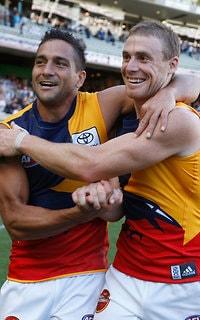 AFL 2009 Rd 01 - Collingwood v Adelaide