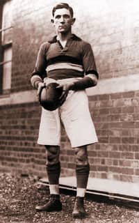 As the son of a Western Oval groundsman, Hopkins was born and raised in Footscray and went on to play 170 games for the Club. (Photo: AFL Media) - Western Bulldogs