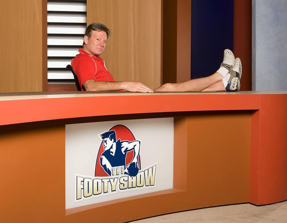 Sam Newman has announced he will be leaving The Footy Show - AFL