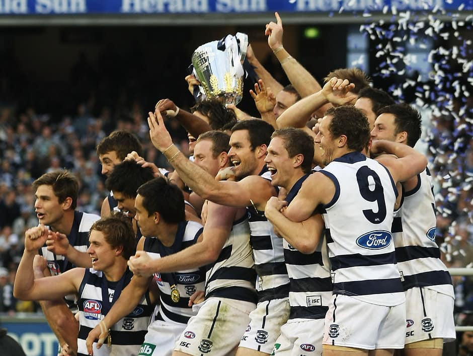 Can Geelong replicate the success of 2011? - AFL,Geelong Cats,Chris Scott