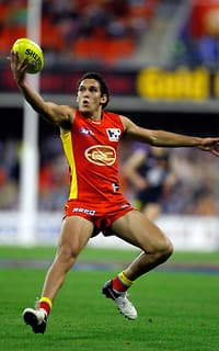 AFL 2012 Rd 22 - Gold Coast v Carlton