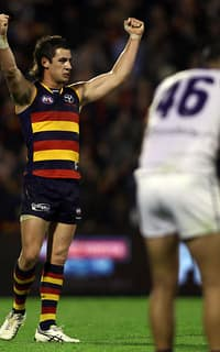 AFL 2012 2nd Semi Final - Adelaide v Fremantle