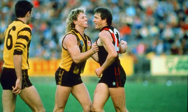 Brereton was charged by the MRP on 14 occasions during his time as a Hawk, suspended for a total of 23 games.