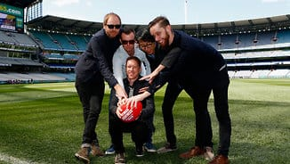 Birds of Tokyo to perform at the 'G on Anzac Day