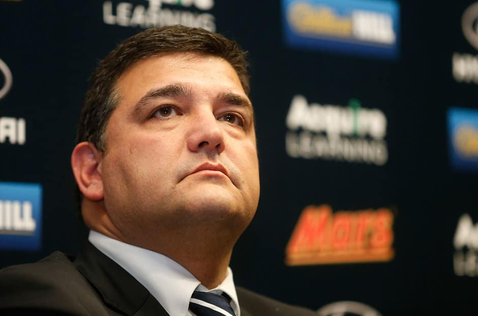 Carlton president Mark LoGiudice has welcomed two new appointments to the club's board - AFL,Carlton Blues