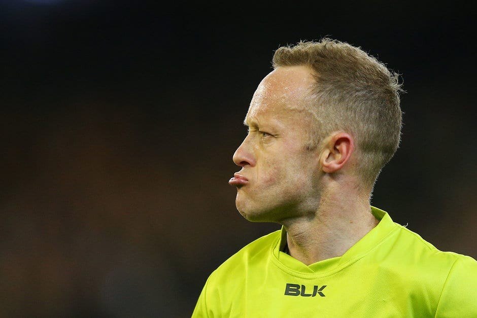 Ray Chamberlain will umpire his 300th game on Anzac Day - AFL,Umpires,Ray Chamberlain