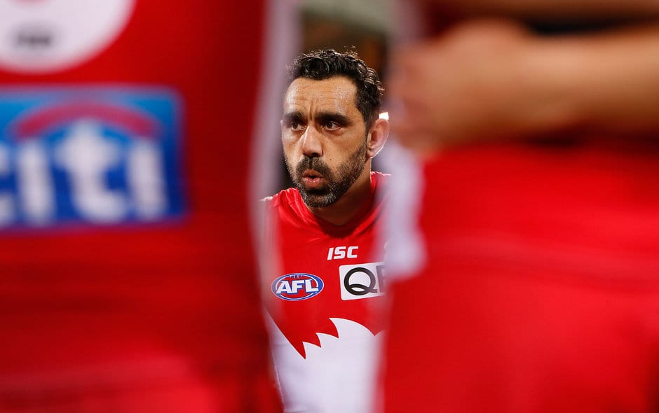 Did you watch The Final Quarter documentary? We're inviting your views - AFL,Tag-Your Say,Your say,Adam Goodes,Indigenous
