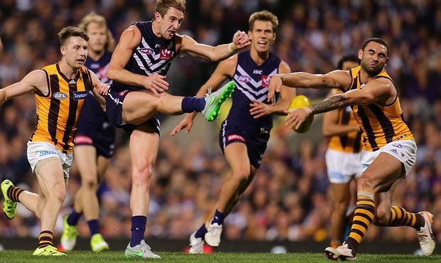 AFL 2015 First Preliminary Final - Fremantle v Hawthorn