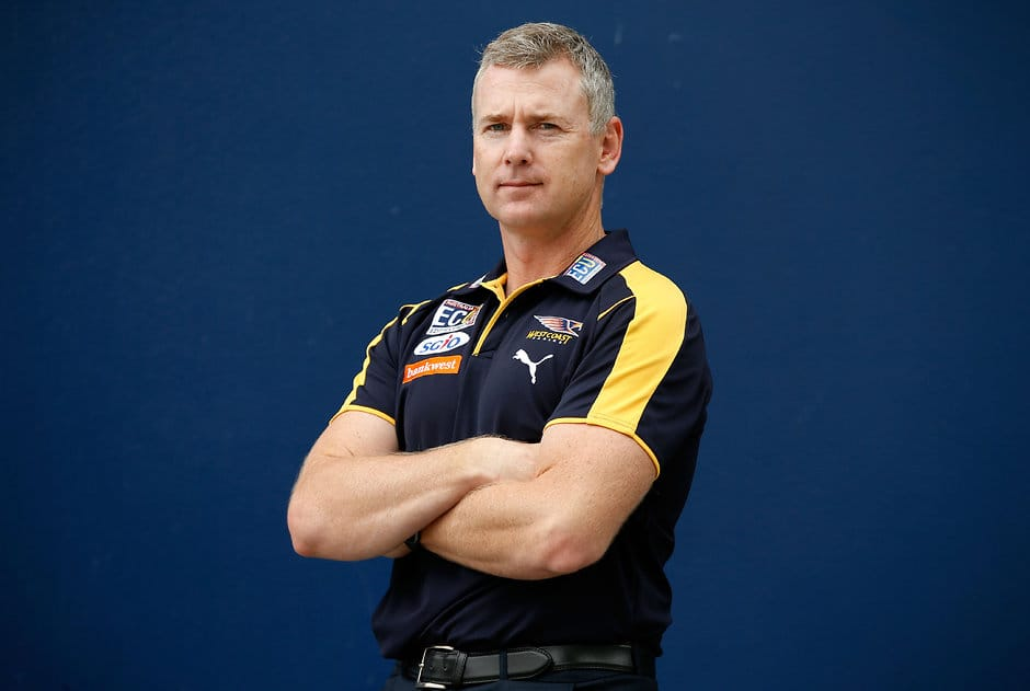 Eagles coach Adam Simpson answers your questions on Friday - ${keywords}