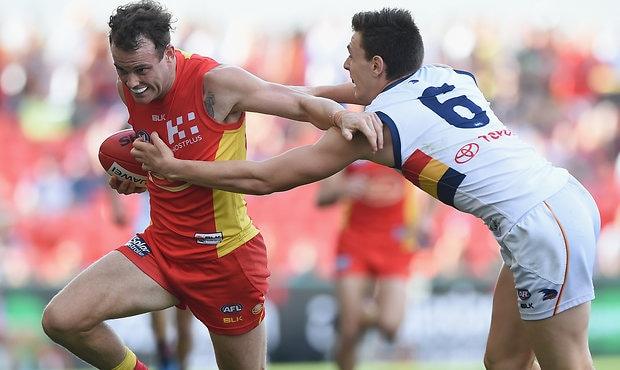 AFL 2016 Rd 09 - Gold Coast v Adelaide