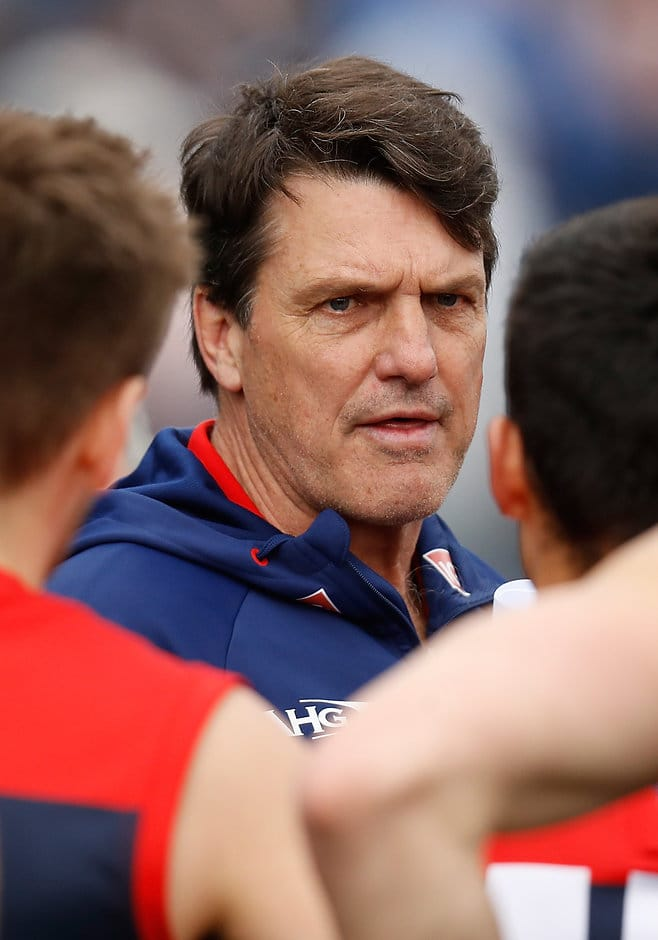 Paul Roos left the Demons in a better place than when he started in 2013 - ${keywords}