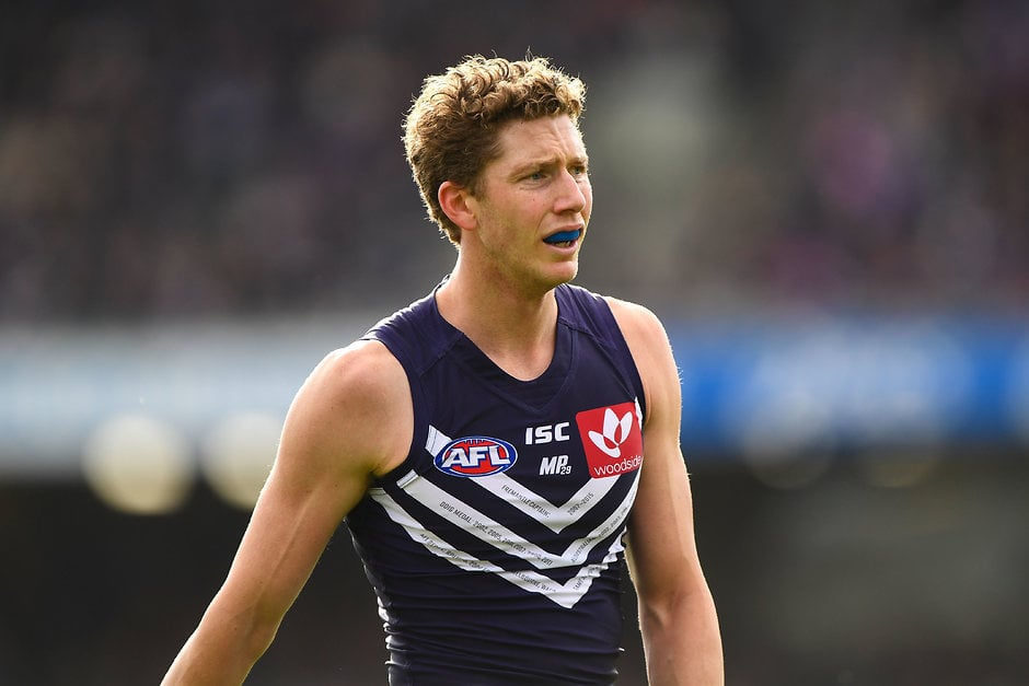 Zac Dawson won't be taking to the field for the Dockers again - ${keywords}