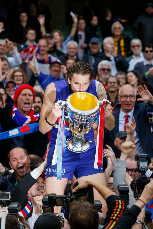 There's no doubt about Marcus Bontempelli reaching superstar status - AFL,Season previews,Western Bulldogs