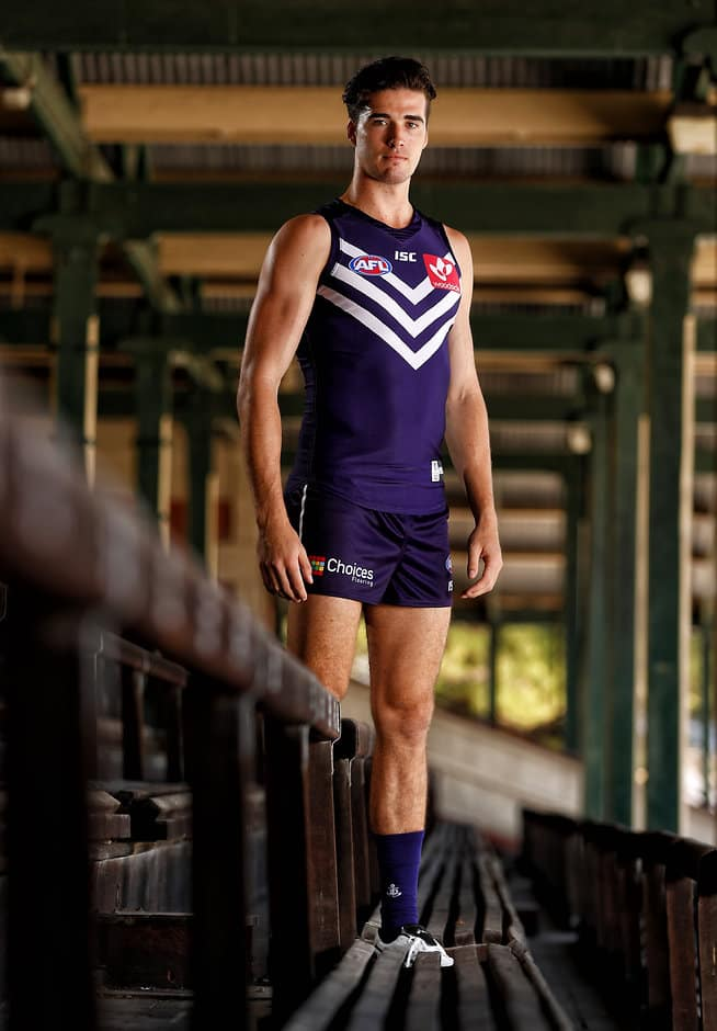 Alex Pearce expects to be firing for round one next year - AFL,Fremantle Dockers,Alex Pearce,Injuries