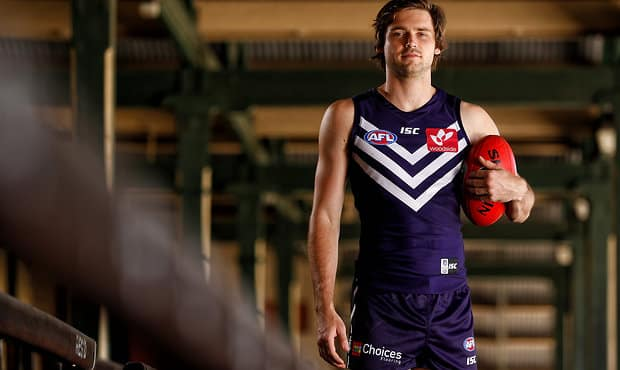 Joel Hamling opens up about his move home to play for the Freo Dockers.