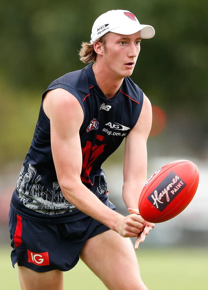 Lachie Filipovic has agreed to a new one-year contract at Melbourne - AFL,Contracts,Melbourne Demons,Lachlan Filipovic
