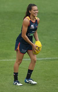 AFLW 2017 Training - Adelaide 230117