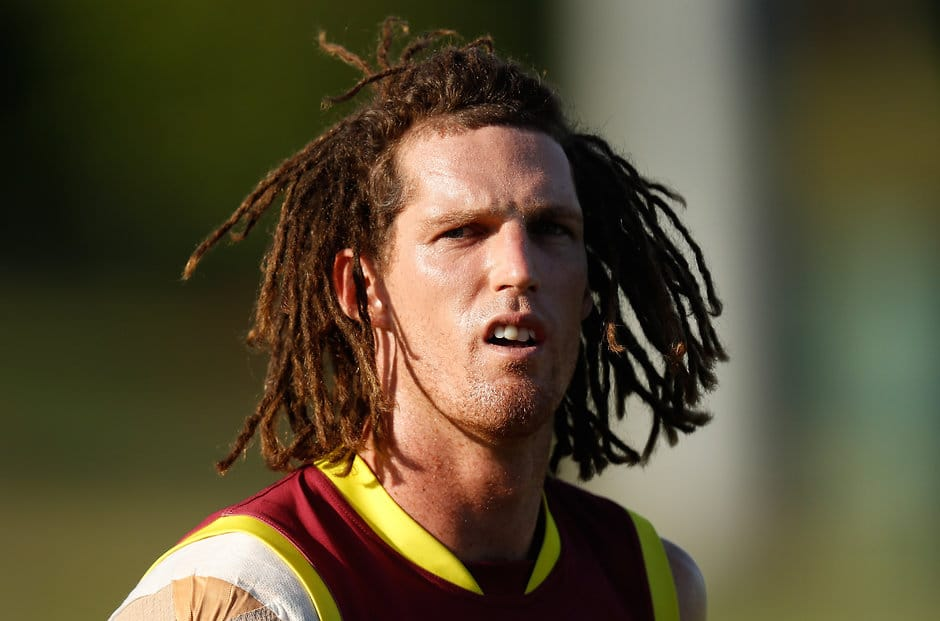 Brisbane Lion Matt Eagles - AFL,Contracts,NEAFL,Matthew Eagles,Brisbane Lions