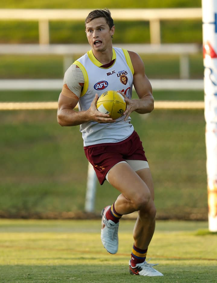 Liam Dawson has been delisted - AFL,Brisbane Lions,Liam Dawson,Delistings