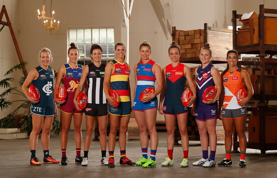 Could some of the competitions biggest names change clubs in 2018? - AFLW