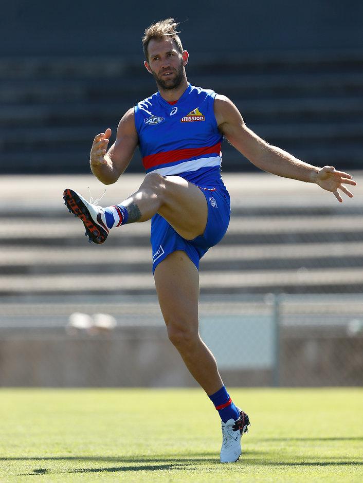 AFL 2017 Training - Western Bulldogs 070217