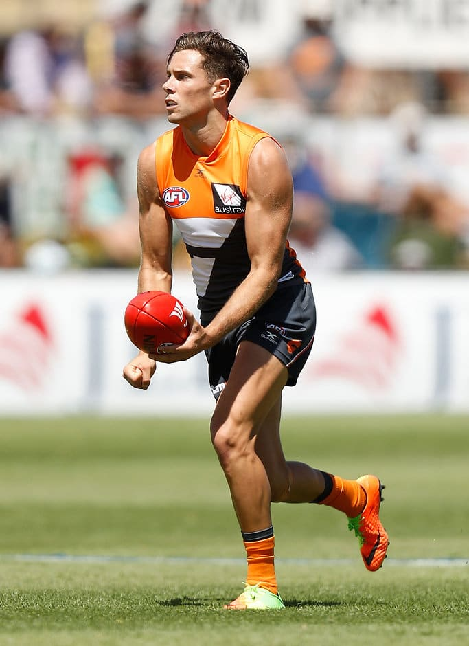 Josh Kelly had a monster game for the Giants - ${keywords}